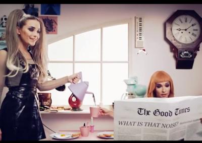 Rebecca & Fiona – Jane Doe (Official Video)